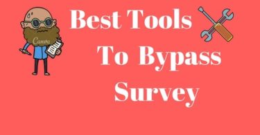 Best Tools To Bypass Survey