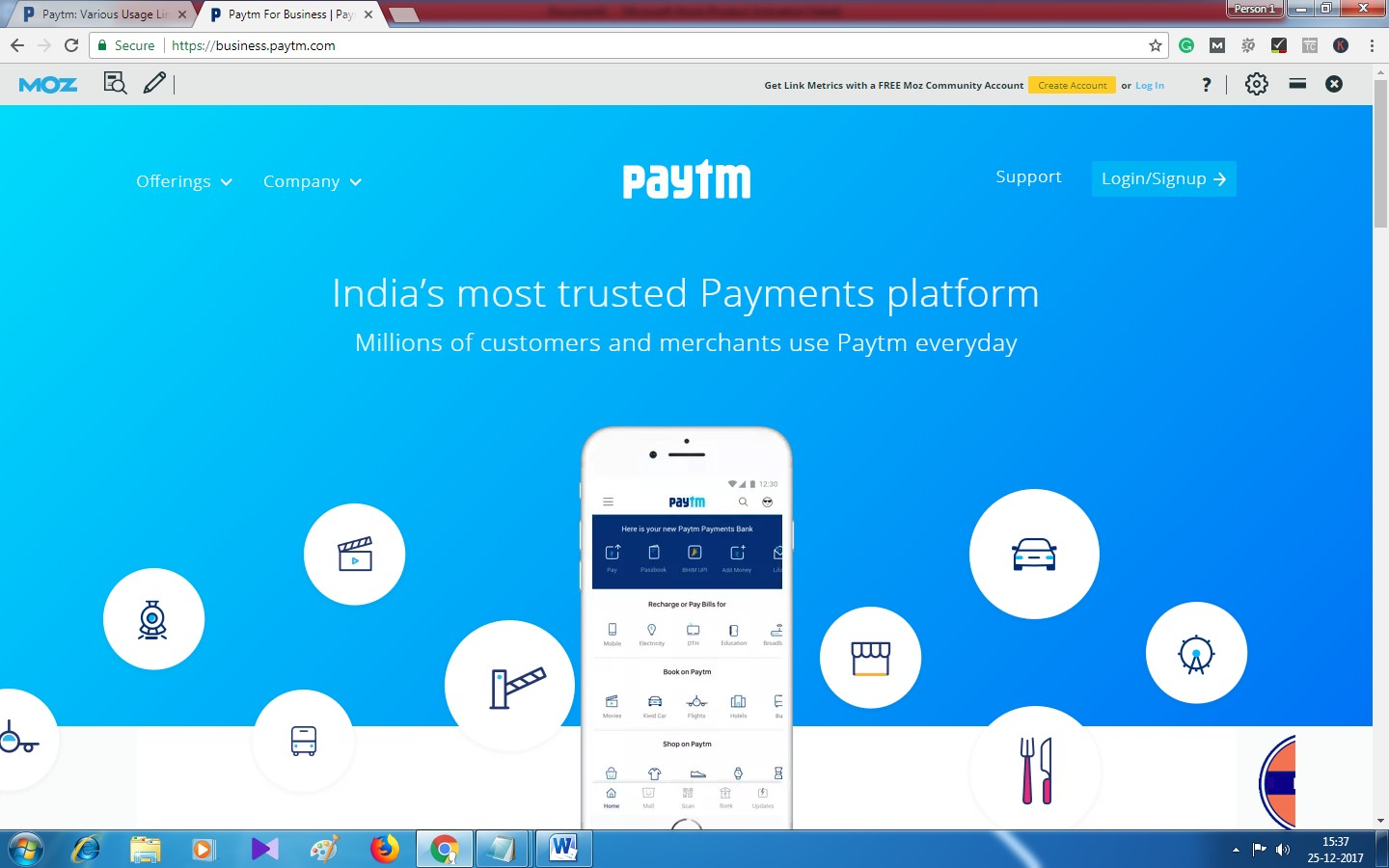 paytm to bank transfer