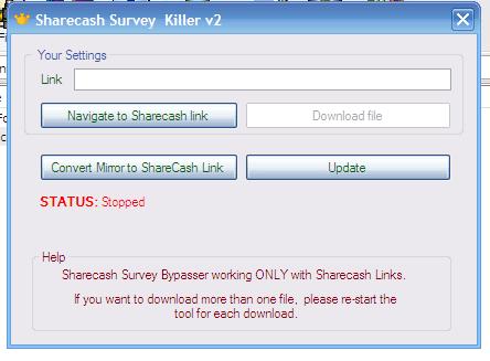 sharecash killer