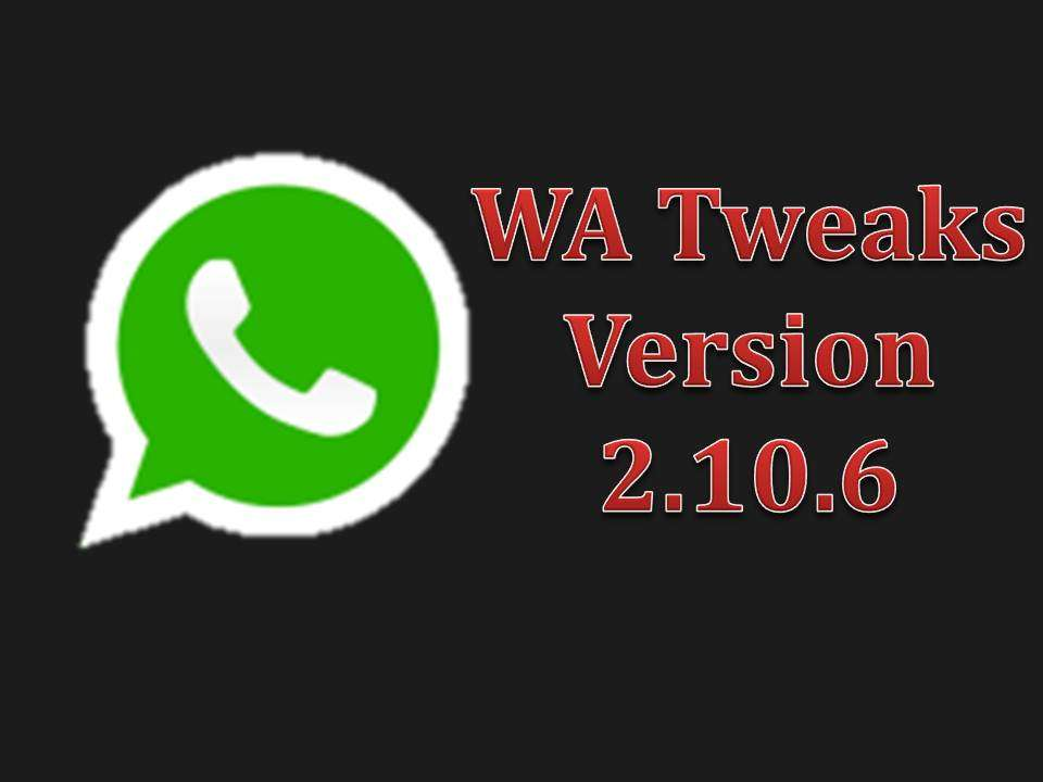 whatsapp tweaks