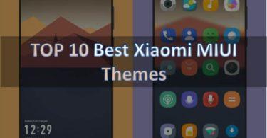 best xiaomi themes