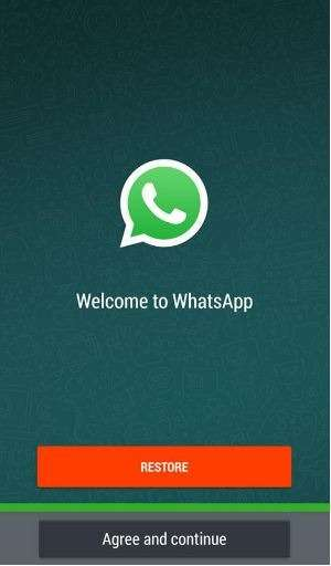 whatsapp black