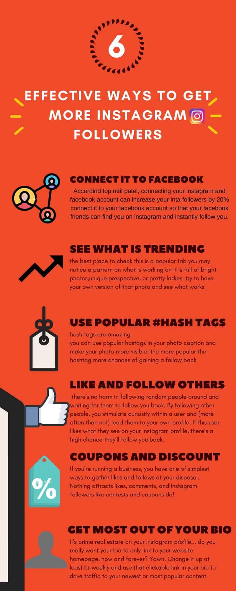 ways to get instagram followers
