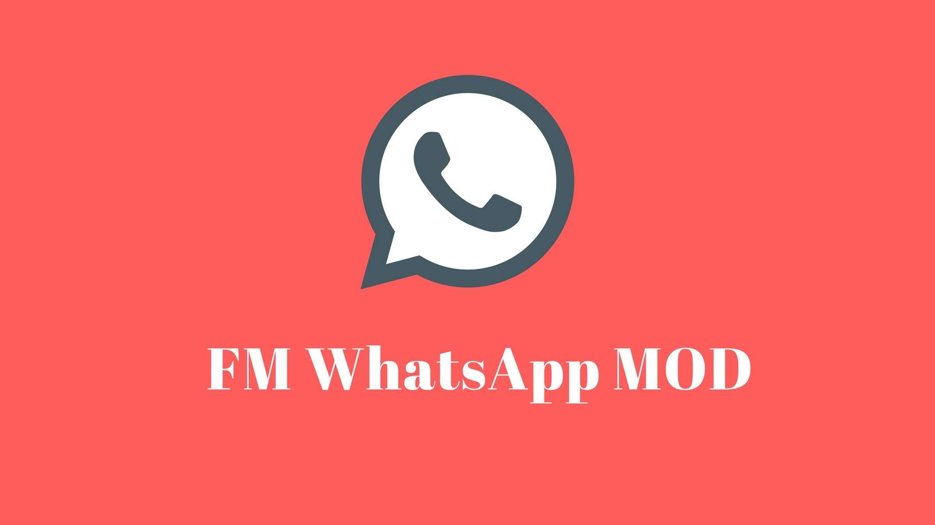 FMWa*] FMWhatsApp Apk v7 90 Download Latest Version For Android