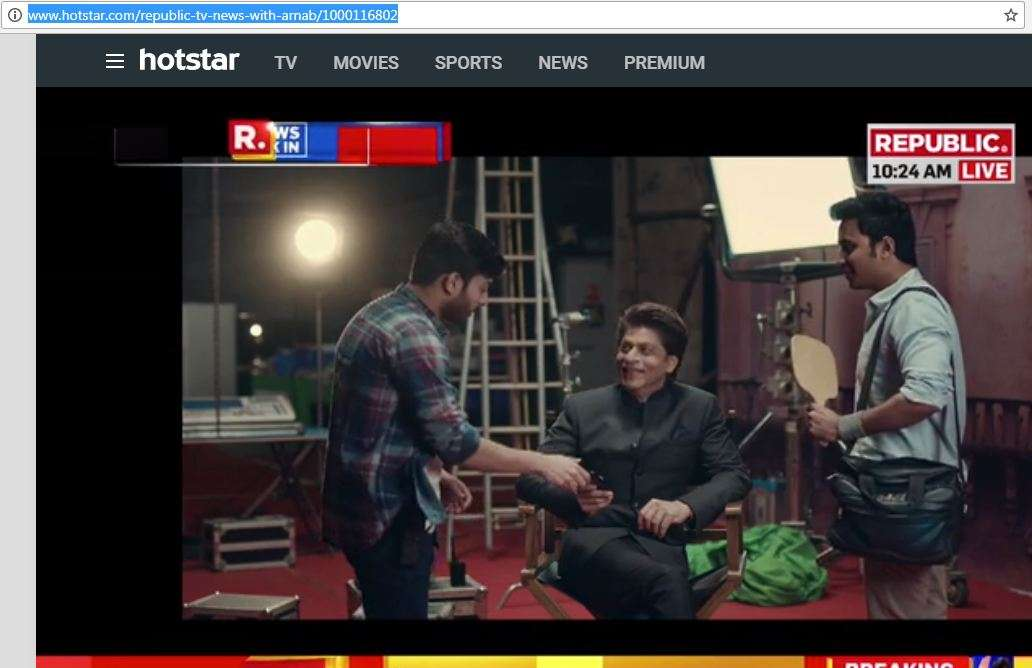 hotstar video download pc