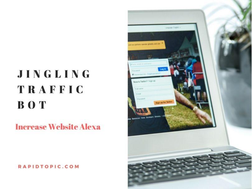 jingling traffic bot