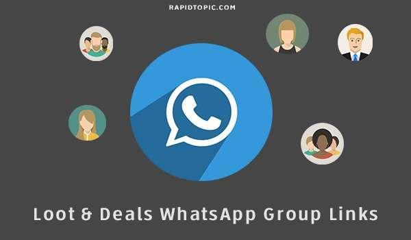 loot-deals-whatsapp-group-links